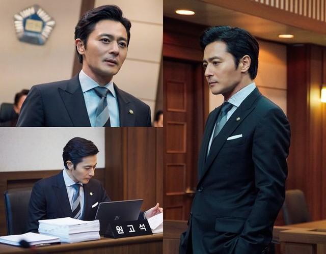 Jang Dong Gun trở thành quý ông cực phẩm trong phim mới - Ảnh 1.