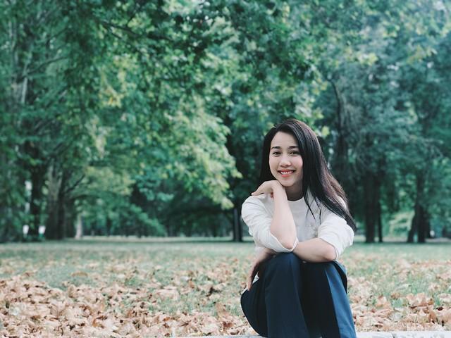 Nhan sắc đời thường đẹp tựa nàng thơ của Vân Tình khúc Bạch Dương - Ảnh 14.