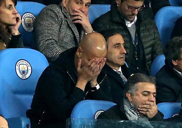 Pep Guardiola đối diện với án phạt nặng từ UEFA - Ảnh 2.