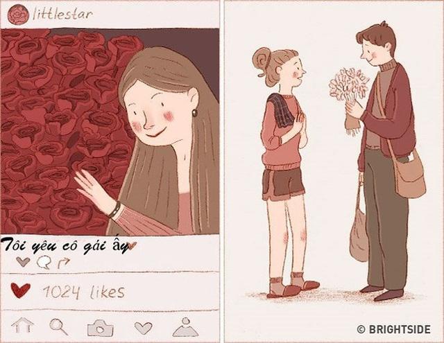 """Sự khác biệt giữa yêu thật lòng và """"yêu qua đường"""" - Ảnh 2."""