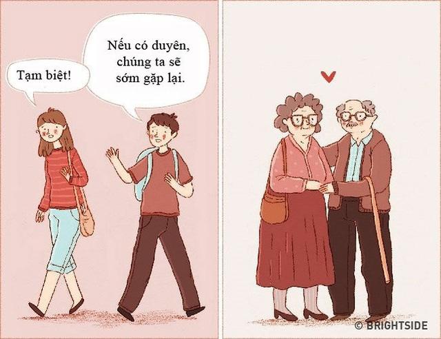 """Sự khác biệt giữa yêu thật lòng và """"yêu qua đường"""" - Ảnh 14."""