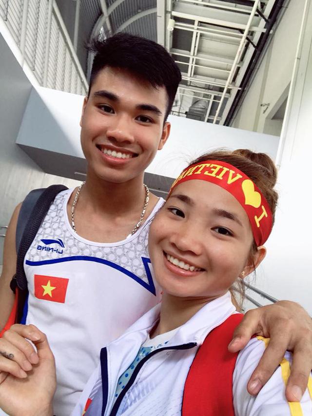 Nguyễn Thị Oanh giành thêm 1 HCV, Điền kinh Việt Nam thắng lớn tại Singapore mở rộng 2018 - Ảnh 1.