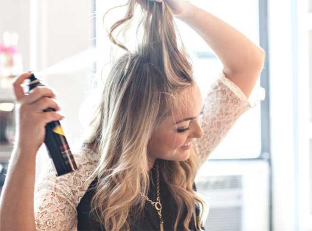 Mẹo hô biến tóc tơ trở nên dày và bồng bềnh hơn - ảnh 2