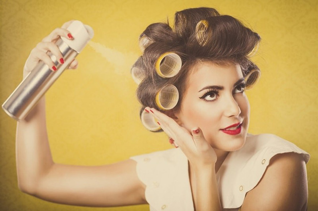 Mẹo hô biến tóc tơ trở nên dày và bồng bềnh hơn - ảnh 3