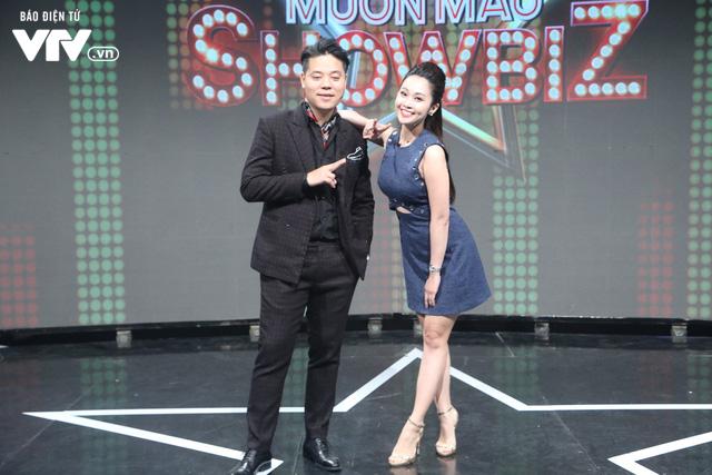 Dương Trần Nghĩa bảnh bao bên hai người đẹp VTV - Ảnh 4.