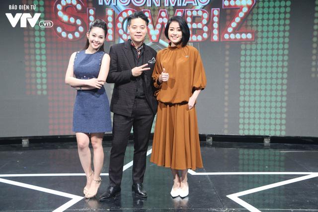 Dương Trần Nghĩa bảnh bao bên hai người đẹp VTV - Ảnh 5.