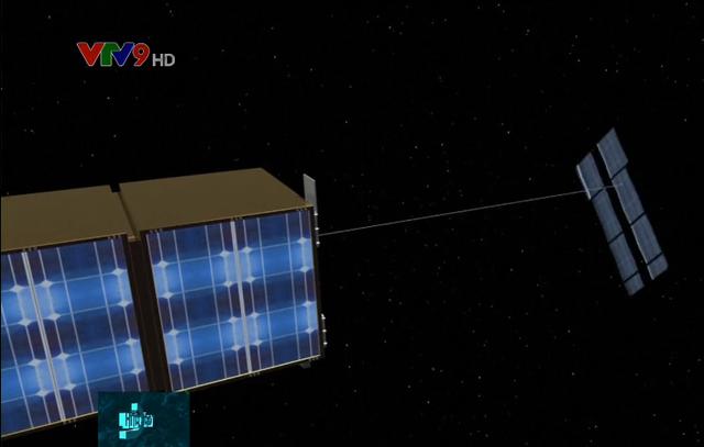 Tàu nhặt rác không gian đến ISS - Ảnh 1.