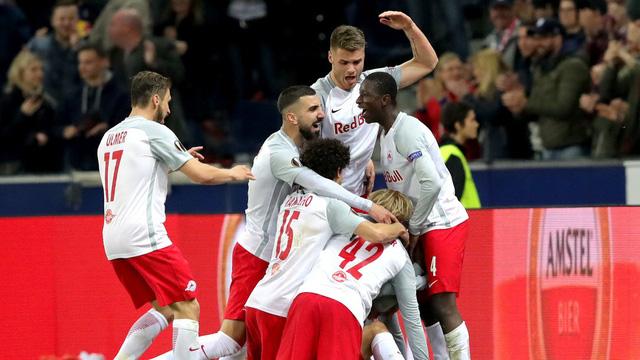 Kết quả tứ kết lượt về Europa League: Arsenal thoát hiểm, Marseille thắng ấn tượng - Ảnh 2.