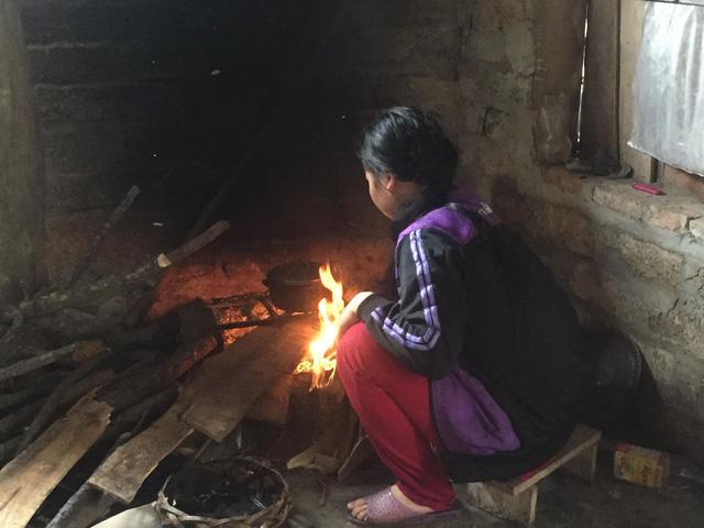 Gia đình bé trai tim bẩm sinh túng quẫn trong cảnh nghèo khó - Ảnh 1.
