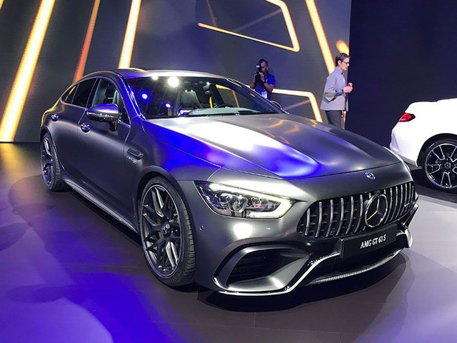 Những mẫu xe ấn tượng tại Triển lãm ô tô New York 2018 - Ảnh 3.