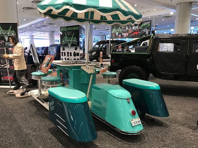 Những mẫu xe ấn tượng tại Triển lãm ô tô New York 2018 - Ảnh 7.