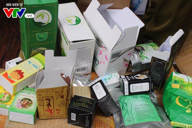 Lại phát hiện 10.000 sản phẩm thuốc đông y không rõ nguồn gốc - Ảnh 3.