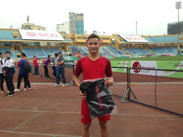 Giải Bóng đá Đường phố SCG được tổ chức ngay trước các trận đấu của CLB Hà Nội tại SVĐ Hàng Đẫy - Ảnh 4.