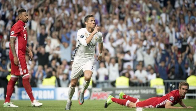 Sau Juve, Bayern là nạn nhân đáng thương nhất của Ronaldo ở Champions League - Ảnh 1.