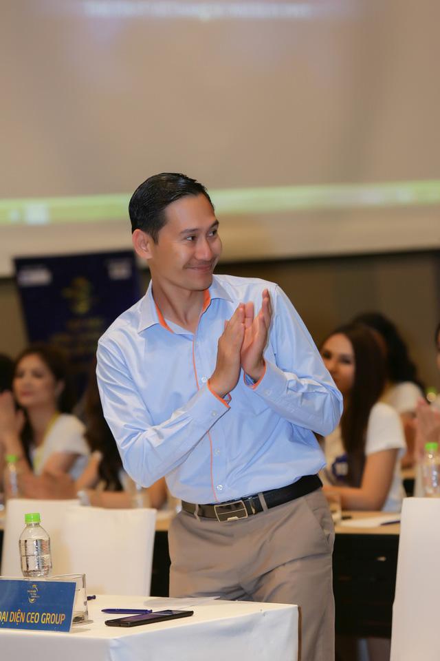 Cận cảnh vương miện đính ngọc trai lấp lánh dành cho Hoa hậu Biển Việt Nam toàn cầu 2018 - Ảnh 3.