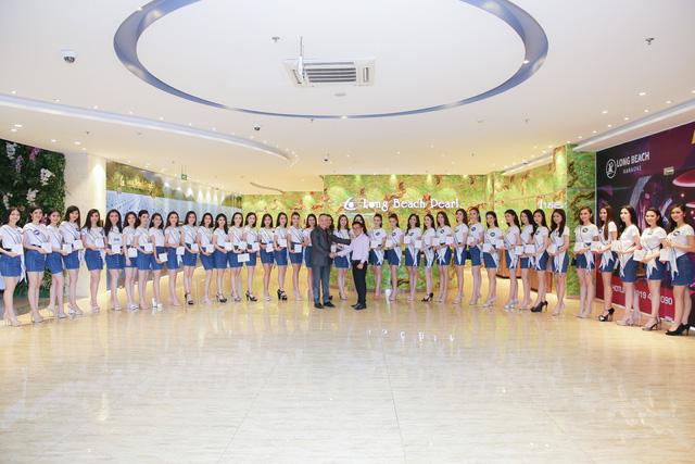 Cận cảnh vương miện đính ngọc trai lấp lánh dành cho Hoa hậu Biển Việt Nam toàn cầu 2018 - Ảnh 6.