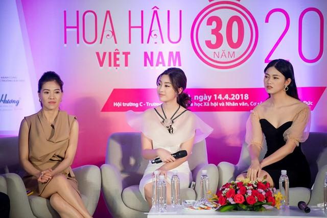 Đỗ Mỹ Linh đọ sắc cùng 2 Á hậu Thanh Tú, Thuỳ Dung - Ảnh 15.