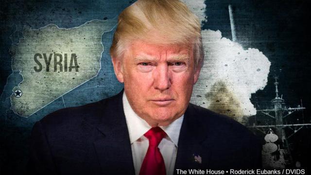 Tấn công Syria: Cuộc đối đầu Mỹ - Nga đi về đâu? - Ảnh 1.
