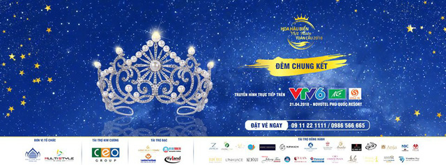 Nhanh tay sở hữu vé xem Chung kết Hoa hậu Biển Việt Nam toàn cầu 2018 - Ảnh 1.