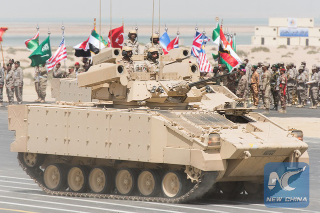 25 nước tham gia tập trận tại Saudi Arabia - Ảnh 3.