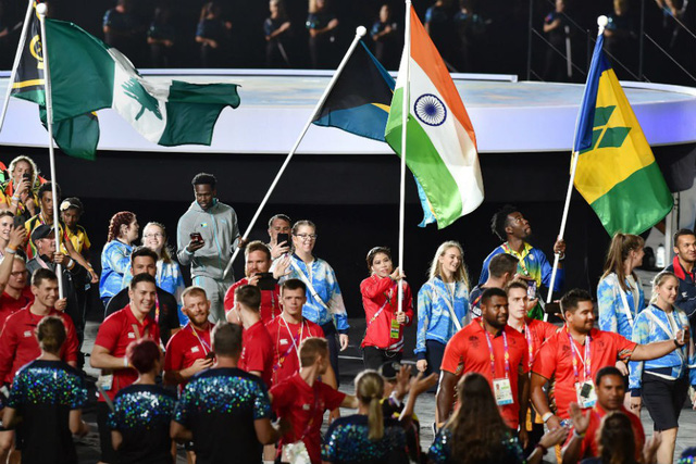Bế mạc Đại hội Thể thao khối Thịnh vượng chung 2018 - Ảnh 2.