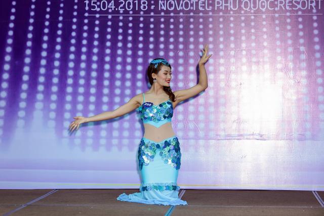 Top 40 Hoa hậu Biển Việt Nam toàn cầu 2018 nóng bỏng trong trang phục bikini, khoe tài năng đa dạng - Ảnh 11.