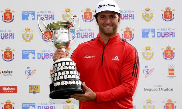 Jon Rahm vô địch giải golf Tây Ban Nha mở rộng - Ảnh 2.