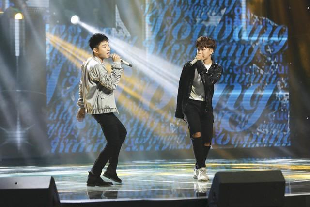 Sa Huỳnh và Juun Đăng Dũng - RTee đại diện team Giáng Son bước vào Chung kết - Ảnh 4.
