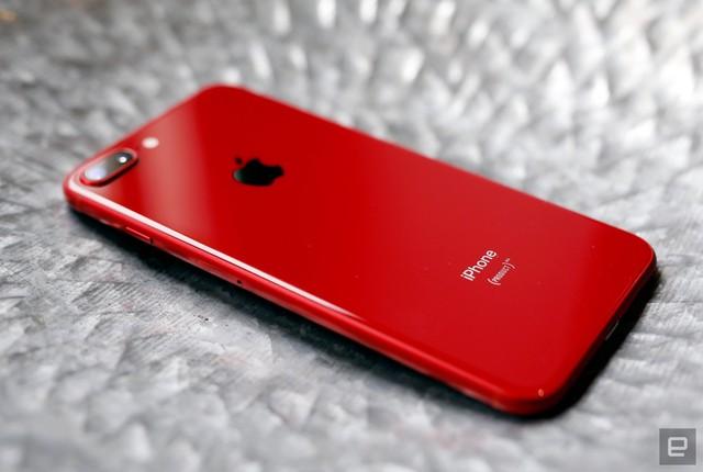 Đẹp lung linh iPhone 8 màu đỏ - Ảnh 2.
