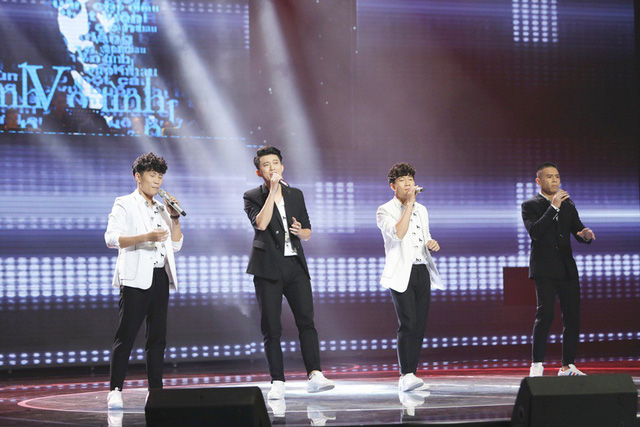 Sa Huỳnh và Juun Đăng Dũng - RTee đại diện team Giáng Son bước vào Chung kết - Ảnh 6.