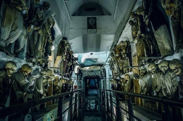 Hoảng hồn với những địa điểm đáng sợ nhất hành tinh - Ảnh 4.