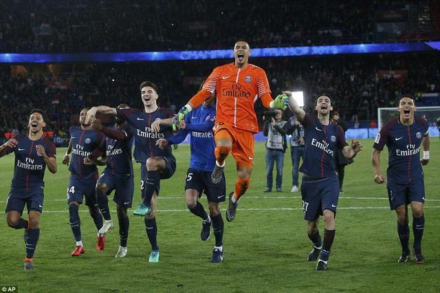 """PSG đã có mùa giải """"ngập"""" kỷ lục và những cái nhất - Ảnh 1."""