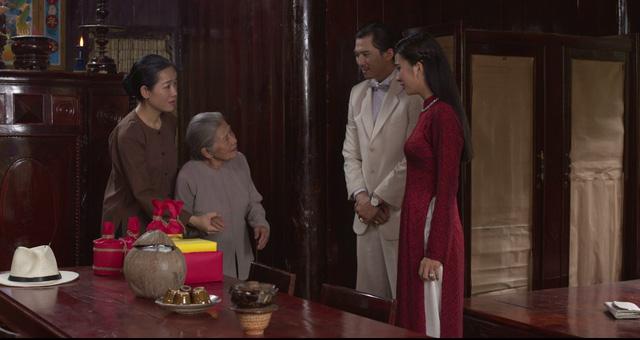 Mộng phù hoa - Tập 21: Ba Trang đưa công tử Long về ra mắt mẹ  - Ảnh 6.
