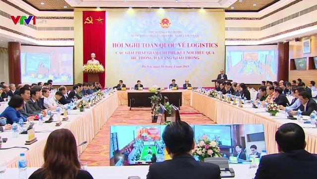 """Thủ tướng Nguyễn Xuân Phúc: """"Không giảm được phí logistics thì không thể tăng sức cạnh tranh"""" - Ảnh 2."""