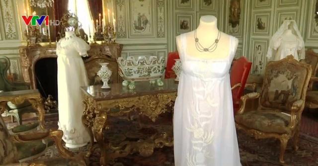 Triển lãm những chiếc váy cưới sống mãi với thời gian - ảnh 2