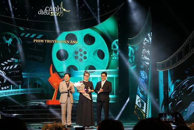 Cô Ba Sài Gòn giành giải Cánh diều Vàng 2017 - Ảnh 2.