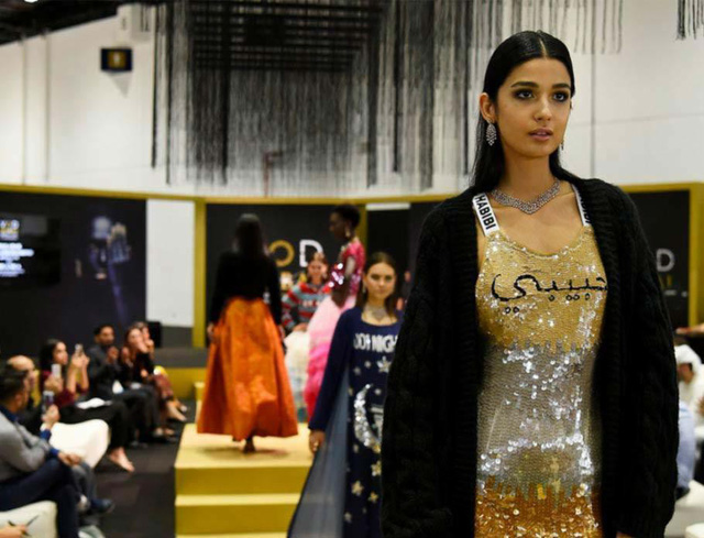 Tuần lễ thời trang đầu tiên tại Saudi Arabia - Ảnh 5.