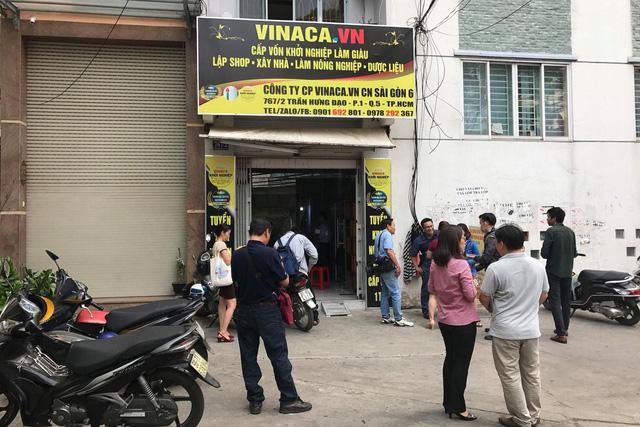 Phát hiện nơi bán thuốc chữa ung thư bằng bột than tre của Vinaca tại TP.HCM - Ảnh 1.