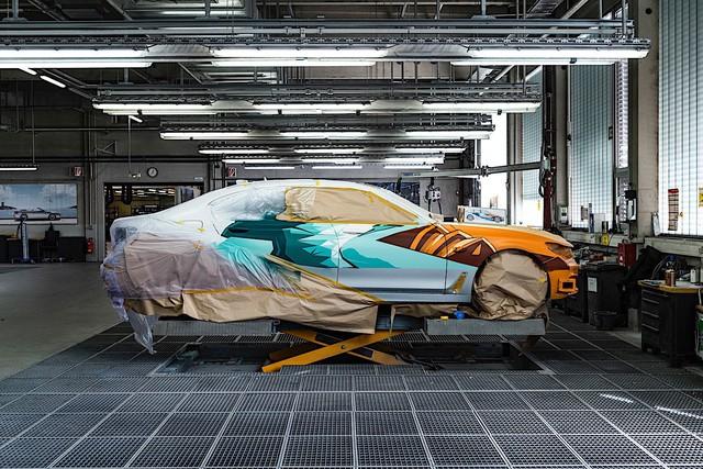 BMW mở trung tâm nghiên cứu xe tự lái tại Đức - Ảnh 2.