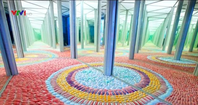 Nhà Gương giành giải Bạc cuộc thi thiết kế quốc tế - Ảnh 3.