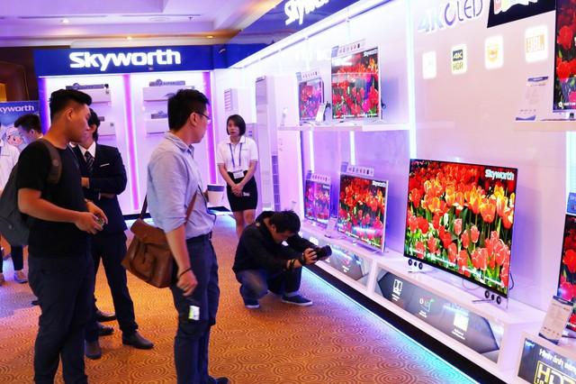 Skyworth Việt Nam được vinh danh tại giải thưởng Rồng Vàng lần thứ 17 - Ảnh 2.