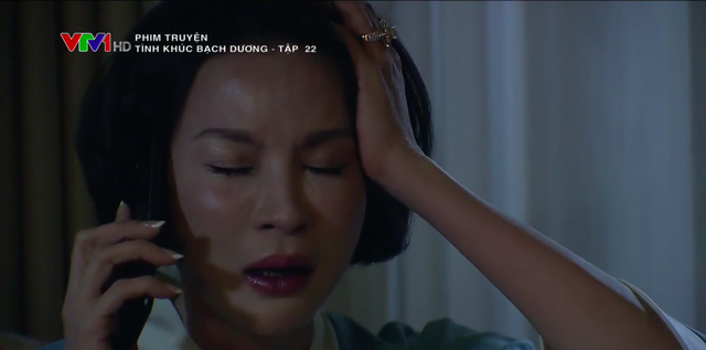 Tình khúc Bạch Dương - Tập 22: Nói chuyện vụng trộm với Quyên, Hùng bị Vân bắt tại trận - Ảnh 3.
