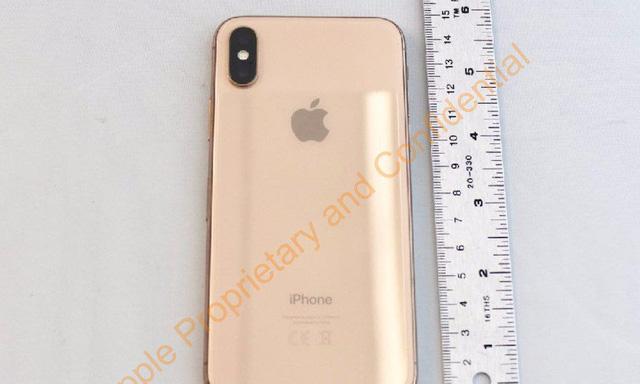 Sẽ có phiên bản iPhone X màu vàng - Ảnh 1.