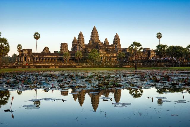 Campuchia và Kenya bảo tồn di sản theo cách nào? - Ảnh 2.