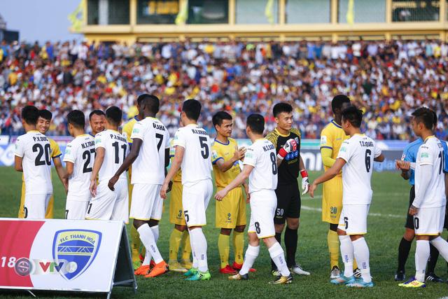 ẢNH: FLC Thanh Hóa giành trọn 3 điểm trước SLNA - Ảnh 1.