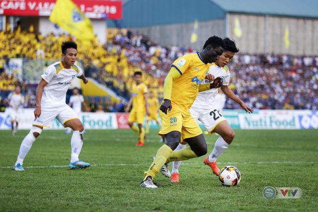 ẢNH: FLC Thanh Hóa giành trọn 3 điểm trước SLNA - Ảnh 10.