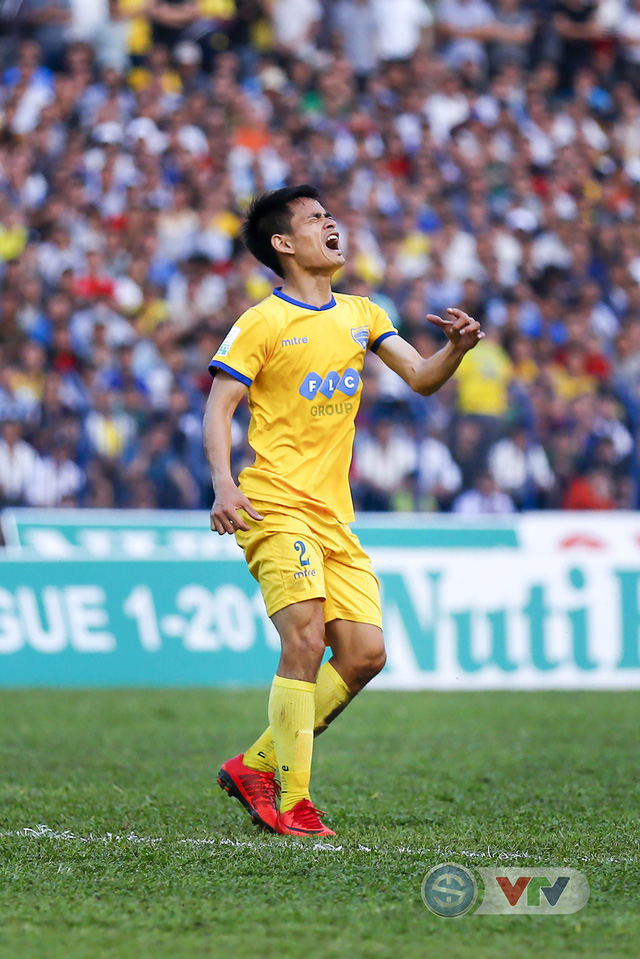 ẢNH: FLC Thanh Hóa giành trọn 3 điểm trước SLNA - Ảnh 11.