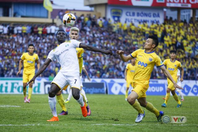 ẢNH: FLC Thanh Hóa giành trọn 3 điểm trước SLNA - Ảnh 13.