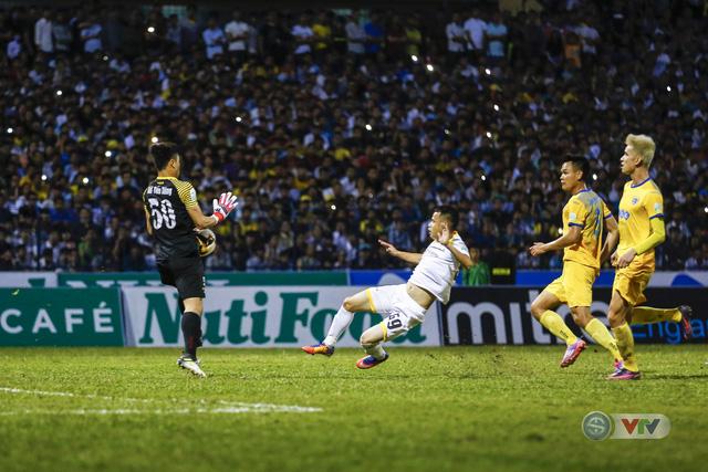 ẢNH: FLC Thanh Hóa giành trọn 3 điểm trước SLNA - Ảnh 19.