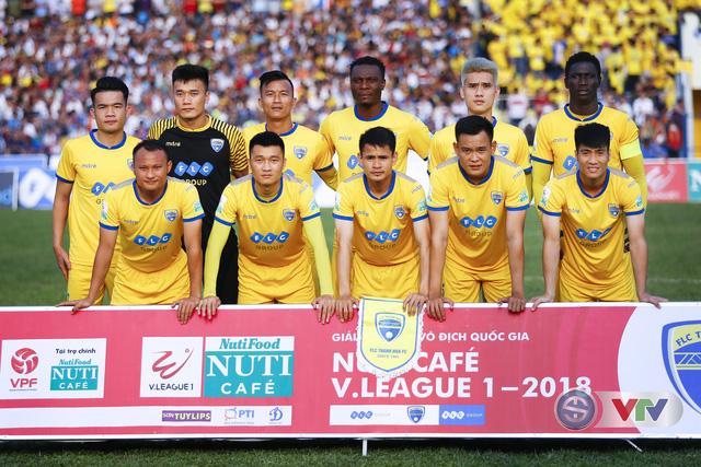 ẢNH: FLC Thanh Hóa giành trọn 3 điểm trước SLNA - Ảnh 2.